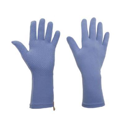 Foxgloves Gants de Jardin Bleu
